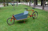 Construire un vélo cargo 2 roues