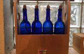 Chariot pour bouteille de vin Tiki Torches