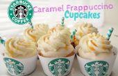 Cupcakes au caramel Frappuccino