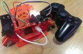 Robot distant Pi framboise (PS3 Controller) - Fablab NerveCentre
