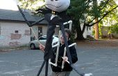 8' Jack Skellington marionnettes