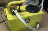 CDV-717 défense civile radiamètre converti à un amplificateur HIFI portable.