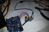 Controlling EL fil avec Arduino