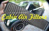 Comment changer un filtre à Air cabine