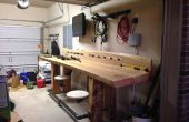 Workbench de bois