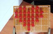 LED IR matrice contrôlée avec Arduino pour Saint Valentin