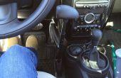 Conduire une voiture avec commandes manuelles Menox