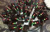 Bonbons de feux tricolores Choco