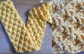 Shining Star Crochet Stitch - patron gratuit & tutoriel