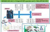 État de machine et le multitâche sur arduino avec extenseurs SPI