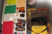 Comment mettre à beaucoup de choses dans un sac pour petit