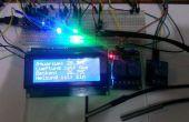 Arduino Thermostat avec 2 x DS18b20 i2c afficheur 4 x 16, 2 LED RGB et 3 relais