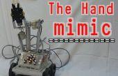 Main, imitant le Robot