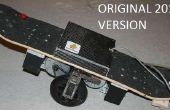 Facile construire a self balancing electric skateboard
