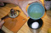 DIY supplément de Citrate de Calcium