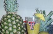 Jus de mangue-ananas