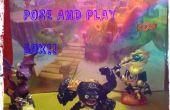 Boîte de Skylanders Pose-n-Play