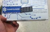 Arduino 7-Seg affichage horloge