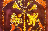 Batik impression une Tenture murale