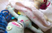 Zombie Story - Topsy Turvy poupée