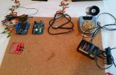 Arduino contrôlée musique LED Light Show par marque