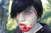 Aussi réaliste que Zombie maquillage Gets !