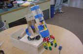 Mon travail knex robot