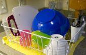 Ce que vous jamais savait tout faire la vaisselle avec un éponge