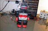 80 ' s retro Blaster Robot Master