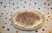 Banoffee Pie avec maison Dulce de Leche