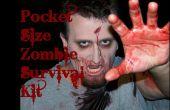 La poche taille Zombie Survival Kit !