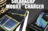 CHARGEUR de portable solaire CAP
