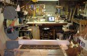 Mon atelier de sous-sol