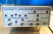 Comment réparer un Stanford Research SR560 faible bruit préamplificateur avec surcharge persistante