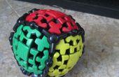 Comment faire pour résoudre le cube Rubik Ball Gear