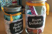 Paniers-cadeaux Mason Jar