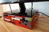 Le support du moniteur LEGO
