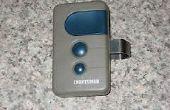 Un iPod de 30 Pin berceau de faire une télécommande d'ouvre-porte de Garage !