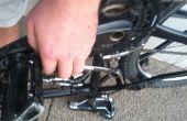 BMX / Mountain Bike pédale d'entretien