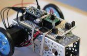 Comment faire un Robot à 2 roues, contrôlé par IR, Compatible Arduino