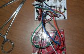 TI MSP430G2 Noël lumière Thingie
