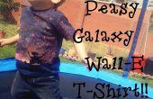 Comment faire un T-shirt galaxie de Wall-E