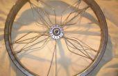 Comment faire de l'art de la roue du vélo