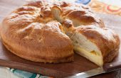 Pain au fromage Muenster