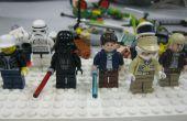 Comment faire un Lego / Star Wars Stop Motion Animation