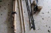 Bambou arc et flèche