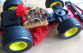 Modding Fisher-Price 72825 Formel Junior Fernlenkflitzer