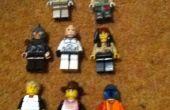 LEGO guerre des chiffres.