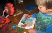 Peintures aquarelles à partir de zéro !