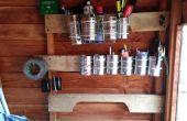 TrashTech #1 boîtes de conserve et de stockage de planches